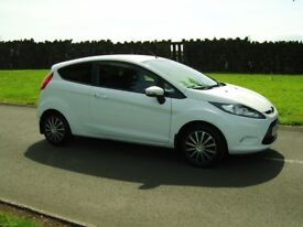 2012 FORD FIESTA 1.2 STYLE 3 DR ONLY 43000 MILES FINANCE AVALIABLE