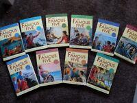 Set of Enid Blyton Children's Books