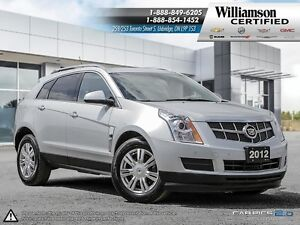 2012 Cadillac SRX LUXURY COLLECTION**AWD**SUNROOF**LTHR**BCK UP