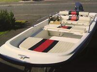 Orkney Dory 424 Sport Model