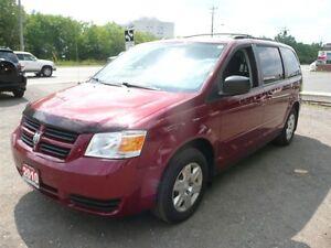 2010 Dodge Grand Caravan SE DVD STO'N'GO LIKE NEW LOW KM'S