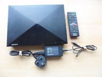 SONY BDP-S1200 SMART BLU-RAY DISC / DVD PLAYER