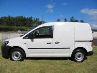 2012 Volkswagen Caddy C20 1.6 TDI 75bhp NO VAT