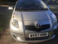 Toyota Yaris diesel 1.4