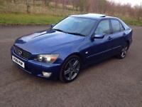 2001 Lexus IS200 Sport - LSD Long Mot *has to go*
