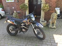WK 125cc Trail Bike ***Reduced for quick sale***
