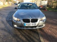 2007 BMW 3 Series 2.5 325i SE 2dr @07445775115
