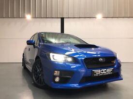 Subaru Impreza WRX STI From £375 Per Month