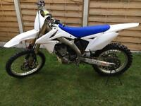 Rmz 250 efi 2013 (crf yzf fc sxf) will consider swaps of the same value or can add cash