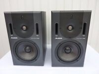 ALESIS NEARFIELD STUDIO MONITORS