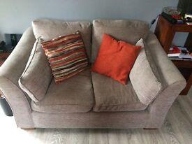 2 seater sofa, almost new condition.