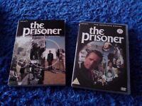 THE PRISONER 7 DISC SET AND BOOK (2007)