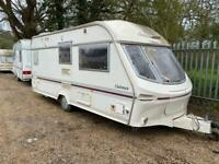 Lunar clubman 1997 2 berth with moter mover