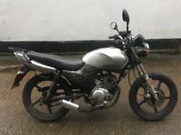 FULLY WORKING 2009 Honda YBR 125cc motorcycle learner legal 125 cc with 1 year mot.