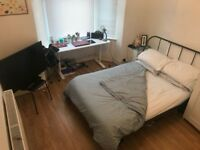 double & single rooms in a 4-bed Student house-share, close Salford Uni
