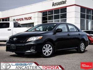 2013 Toyota Corolla CE - ENHANCED CONVENIENCE PACKAGE