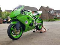 Zx6 Track Bike - needs attention