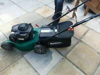 Qualcast petrol lawn mower untested