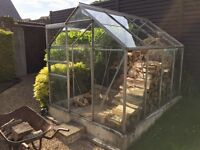 Secondhand greenhouse