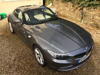 BMW Z4 2.5l Sdrive - The perfect winter convertible