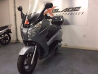 Honda S Wing 125cc Automatic Scooter, 1 Owner, Top Box, Alarm, Low Miles, ** Finance Available **
