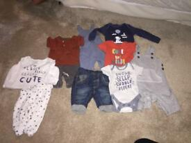 Newborn/ first size outfits.