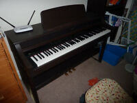 Roland HP204 digital piano full working condition