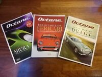Octane Magazines (various editions)