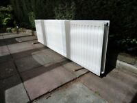 Double Radiator 1800 x 500 mm New condition