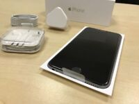 ***GRADE A *** Boxed Space Grey Apple iPhone 6 Plus 16GB Factory Unlocked Mobile Phone + Warranty