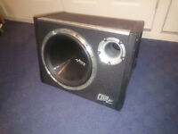 "Vibe 12"" CBR Evolution black air II+ Subwoofer"