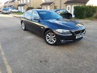 2010,F10 BMW 520D SE STEP,Efficient Dynamic 2.0 Diesel,8 speed Automatic