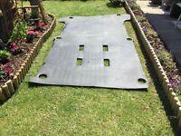 VWT5 Van rubber mat