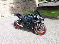 2008 gsxr 600 k7, 1yrs MOT, low miles,