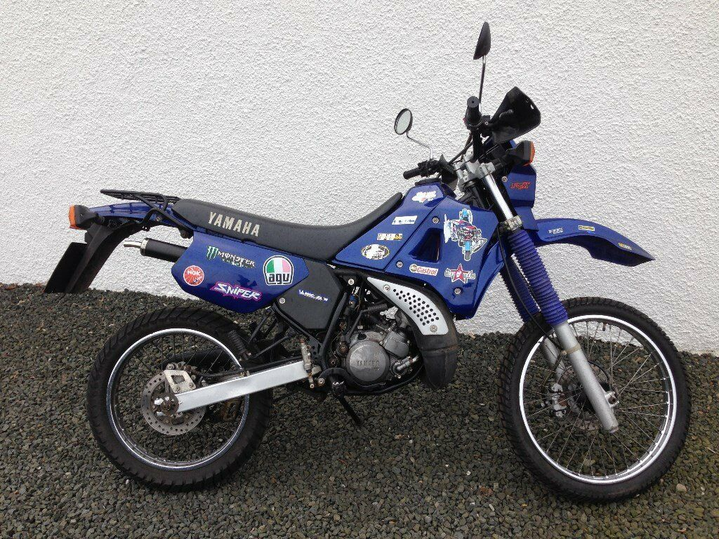 yamaha dt 125 r in maybole south ayrshire gumtree. Black Bedroom Furniture Sets. Home Design Ideas