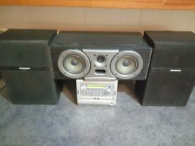 Wharfedale WMTS-6801-2.1 CD/DVD Micro System