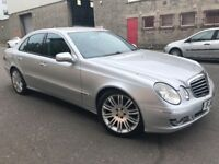 2010 MERCEDES E 280 CDI AVANTGARDE-AUTO, FULL YEAR MOT, ONLY 97000 MILES WITH FULL SERVICE HISTORY