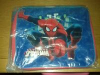 Brand new Spiderman bag