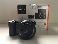 Sony A5000 Digital Camera