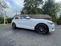 BMW, 1 SERIES, Hatchback, 2017, Manual, 1496 (cc), 5 doors