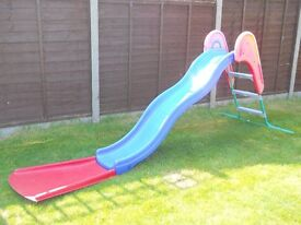 Early Learning Centre (ELC) wave slide and slide extension