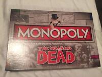 Monopoly walking dead edition