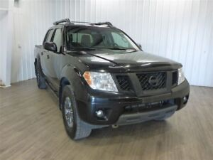 2014 Nissan Frontier PRO-4X Leather Bluetooth Navigation