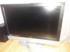 42 inch Flat screen LCD HD TV plus stand