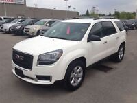 2015 GMC Acadia SLE1 ~ EIGHT Passenger ~ All Wheel Drive!!