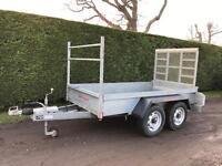 Indespension 2.3 tonne plant trailer