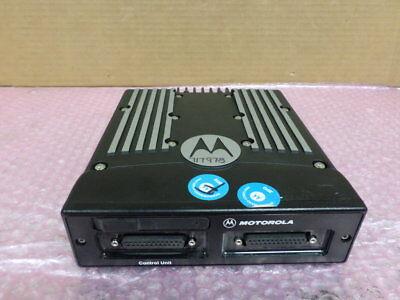 Motorola Xtl5000 Mobile Radio Control Unit M20urs9pw1an