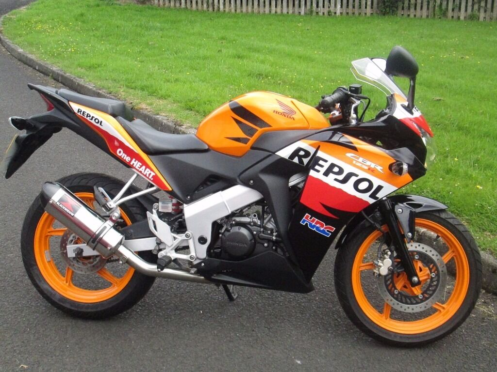 repsol honda 125 in armoy county antrim gumtree. Black Bedroom Furniture Sets. Home Design Ideas