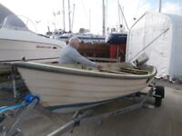 Bonwitco With GRP Fishing boat