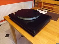 Thorens TD150 highly modified for sale (no arm)